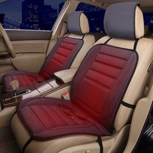12V 45W Car Van Auto Front Seat Heated Cushion Seat