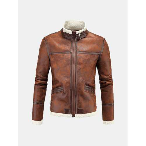 Cosplay Game Faux Leather Jacket
