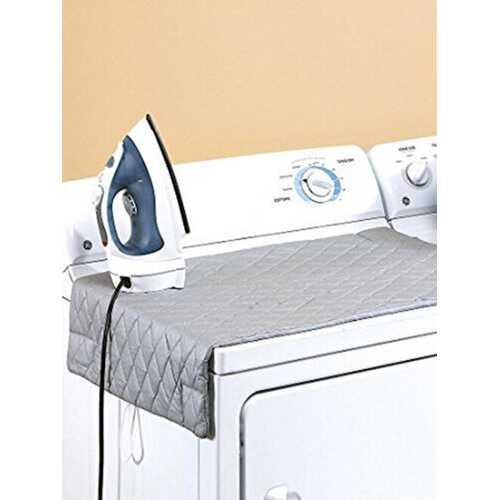 48*85cm Ironing Board Folding Ironing Pads Mat Roupa Cover