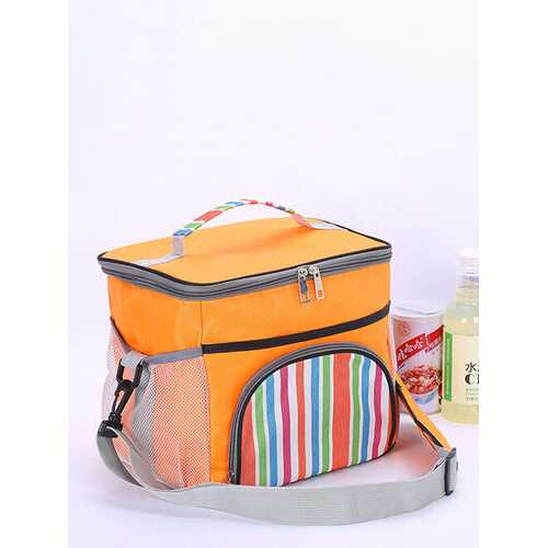 Aluminum Thick Outdoor Portable Picnic Bag