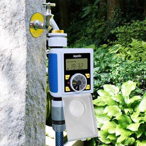 Digital Garden Water Timer Irrigation Controller