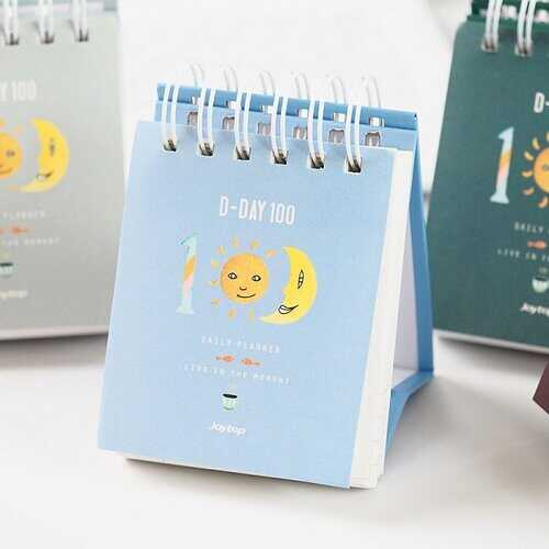 100-day Planner Memo Best Agenda Day Planner