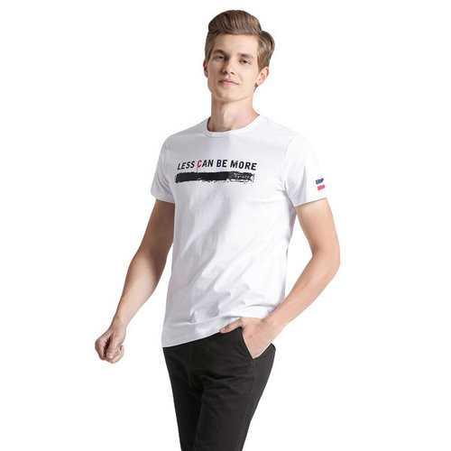100%Cotton 3D Printed T Shirt