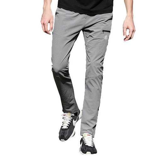 Breathable Thin Outdoor Water-repellent Pants
