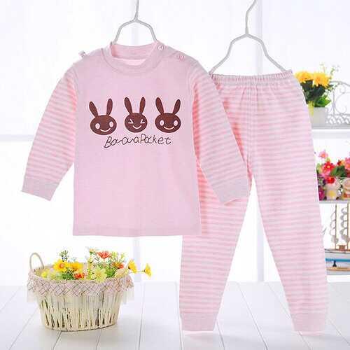 2pcs Baby Girls Clothing Set