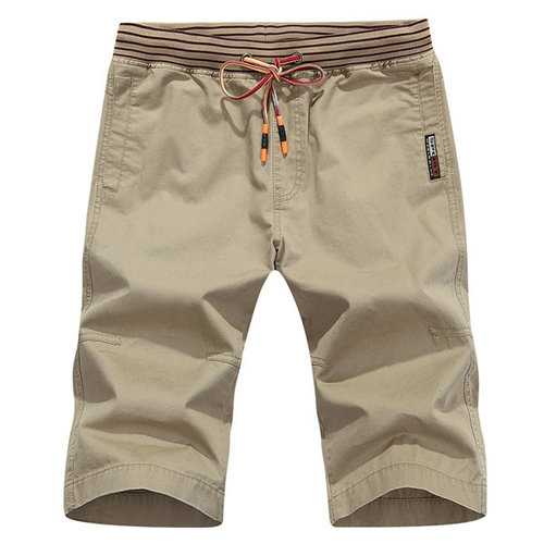 100%Cotton Breathable Summer Casual Shorts