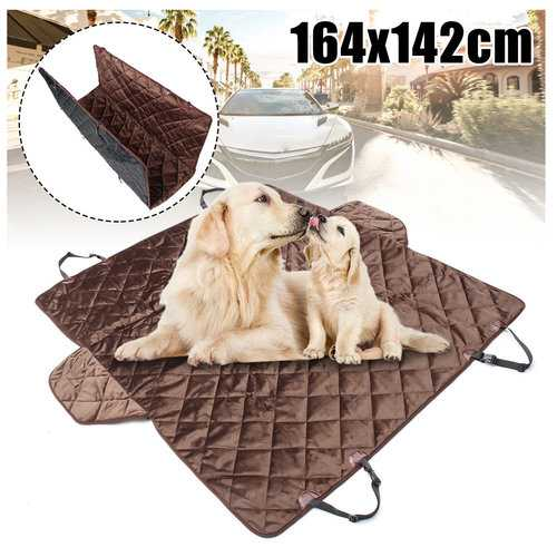Pet Dog Car Seat Cover Nonslip Hammock Mat