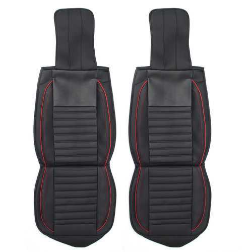 Leather 5-Seats Car Seat Cover