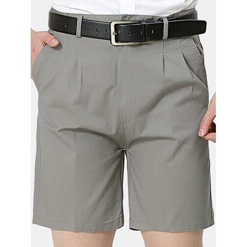 100% Cotton Breathable Casual Shorts