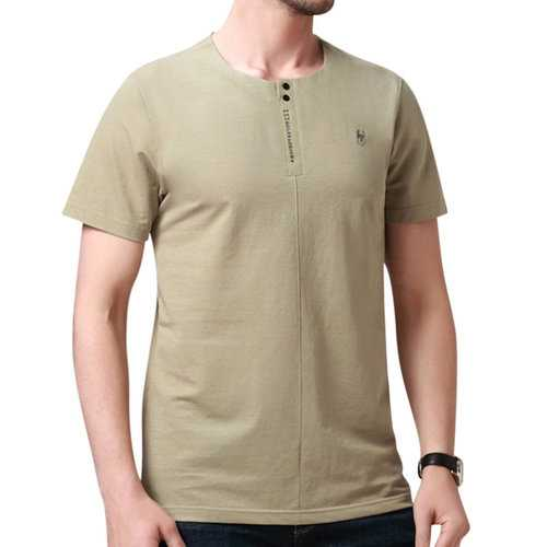 100% Cotton Cozy Casual Summer T Shirts