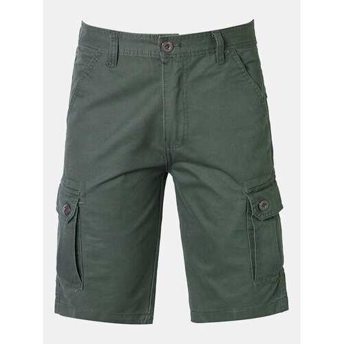Multi-pocket Outdoor Casual Cargo Shorts