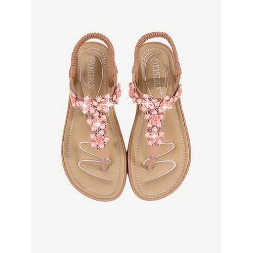 Beach Soft Flip Flops Sandals