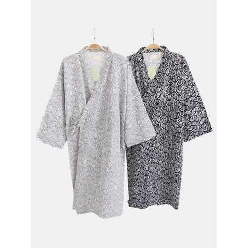 Japanese Kimon Breathable Soft Sleep Robes