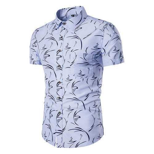 Plus Size Printing Fashion Shirts