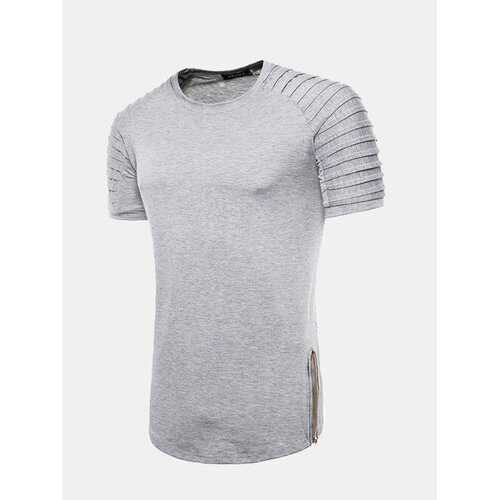 Comfy Absorbent Raglan Sleeve Sporty T Shirt