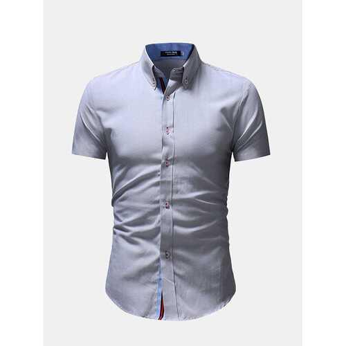 Acrylic Slim Shirts