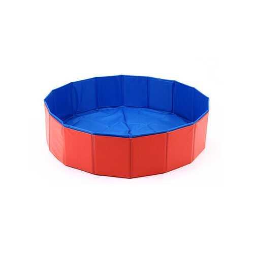 2 Colors Foldable Pet Swimming Pool