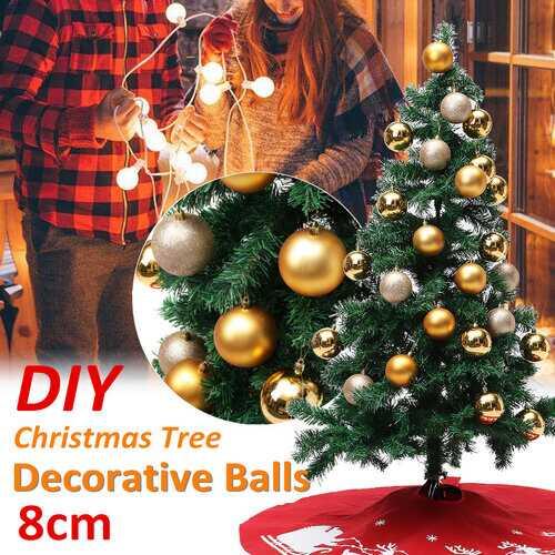 24PCS Christmas Balls