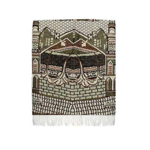 110 x 70cm Islamic Prayer Rug