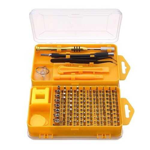 110 in 1 Multifunction Screwdriver Set Watches Repair Tools