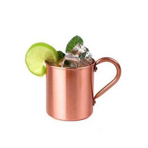 420ML  Pure Copper Mug Cup