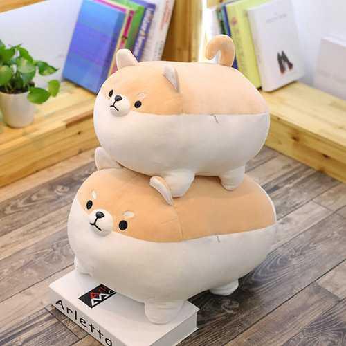 40/50cm Cute Shiba Inu Dog Plush Toy
