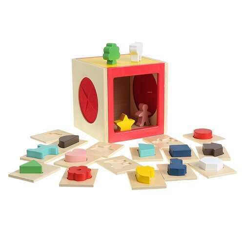 Kids Memory Training Blind Box