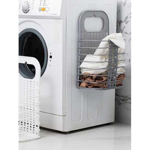 Bathroom Clothes Plastic Storage Basket