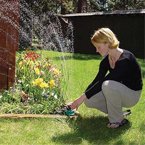 360 Degree Garden Automatic Sprinkler Shower Gardening Tool