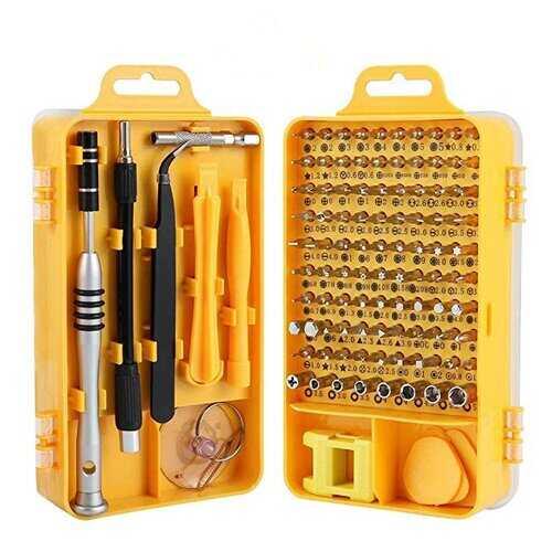 110 in 1 Screwdriver Set Phone Electronics Repairing Tools