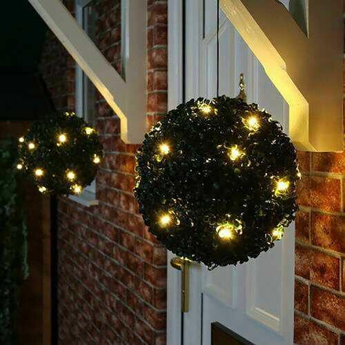 Ball LED Solar Light Outdoor Wedding Garden Lamp