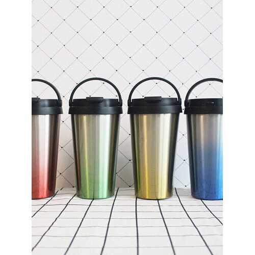 500ML Leakproof Insulated Mug