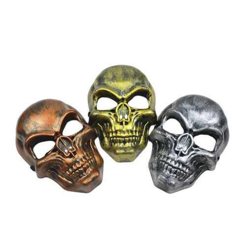 Skull Halloween Full Face Mask