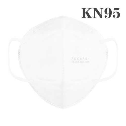 KN95 Face Masks PM2.5 Dust Anti-fog Anti-virus Gas Filter