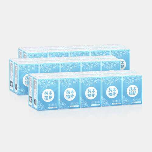 30 Packs Skin-friendly Tissue Paper