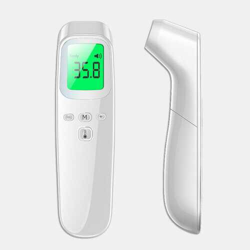 LED Digital Thermometer Household Medical Electric Body The