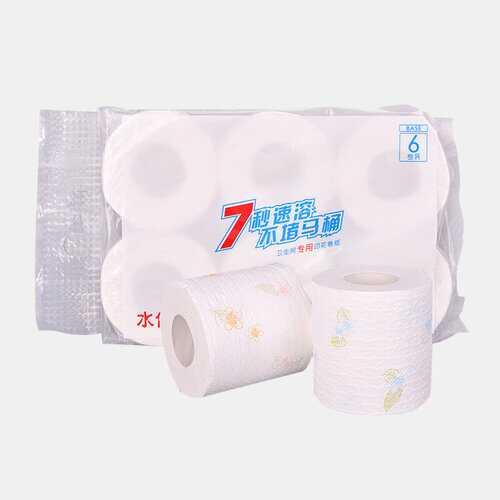 6 Rolls Paper Towel