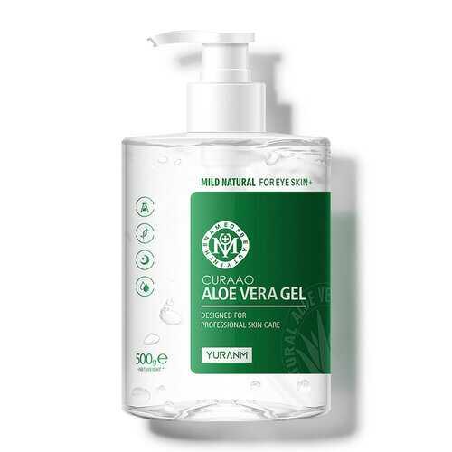 500g Aloe Vera Gel Sun Repair Moisturizing Cream