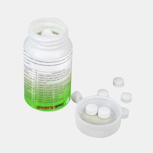 100Pcs Disinfection Effervescent Tablet