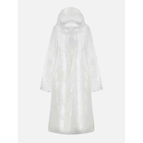 Environmental Protection Fashion Transparent Adult Raincoat