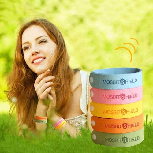 Adjustable Repellent Bracelet
