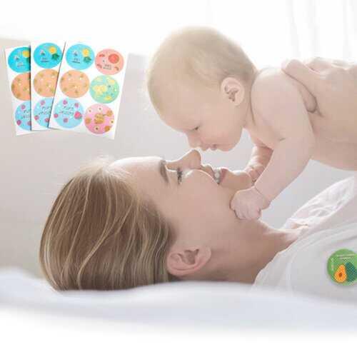 3Pcs Mosquito Repellent Stickers