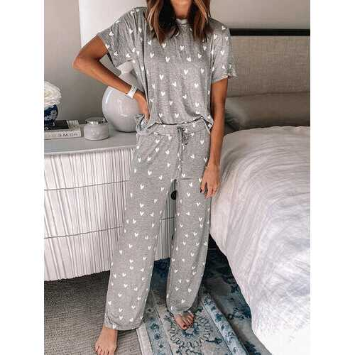Print Softies Pajamas Set