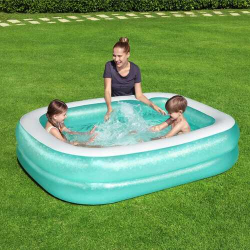 Children's Inflatable Swimming Pool PVC Thickened Baby Swimming Bucket Adult Family Bath Tub