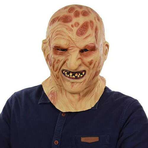 Halloween Adult Zombie Mask