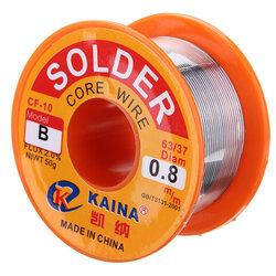 0.8mm 50g Rosin Core Solder 63/37 Tin Lead Soldering Welder
