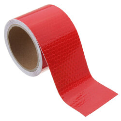 3m Long Safety Caution Reflective Tape