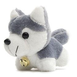 Husky Dog Cartoon Doll