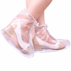 Men Women Rain Shoes Cover