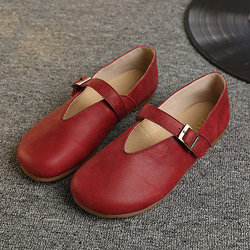 Socofy Hollow Out Flats